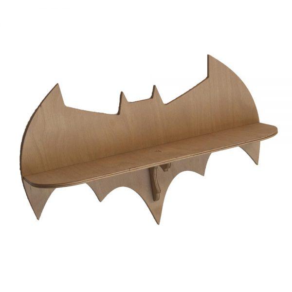 Výroba nábytku Novák - Dřevěná polička Batman 1